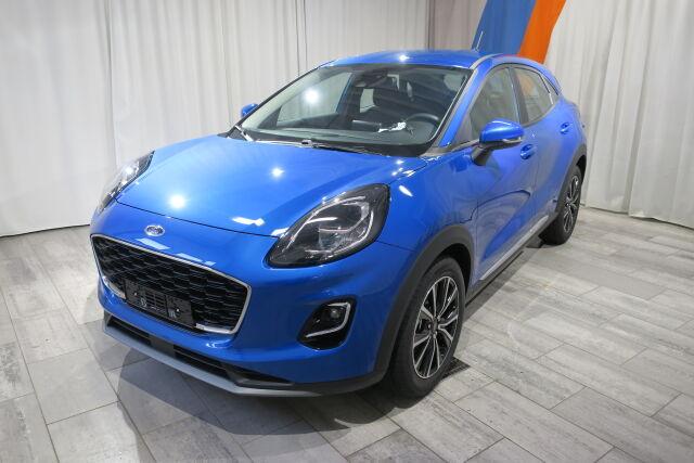 Ford PUMA 2021