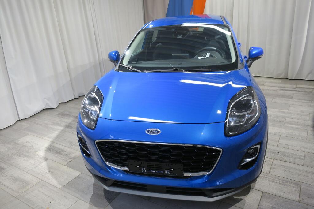 Ford PUMA 2021 Ford PUMA 1,0 EcoBoost 125hv A Titanium