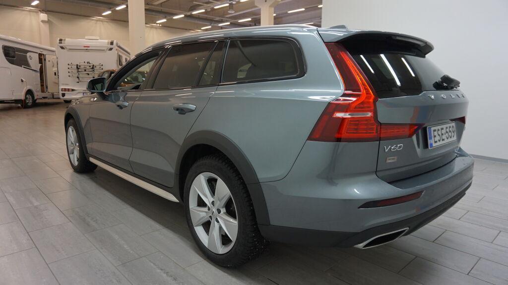 Volvo V60 CROSS COUNTRY 2020 Volvo V60 CROSS COUNTRY T5 AWD A (MY20.1)