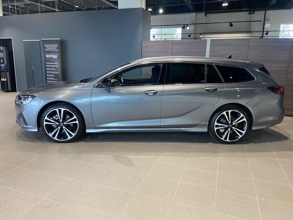 Opel INSIGNIA 2021 Opel INSIGNIA Sports Tourer Executive GS 200 T A **KORKOTARJOUS 0% + KULUT**