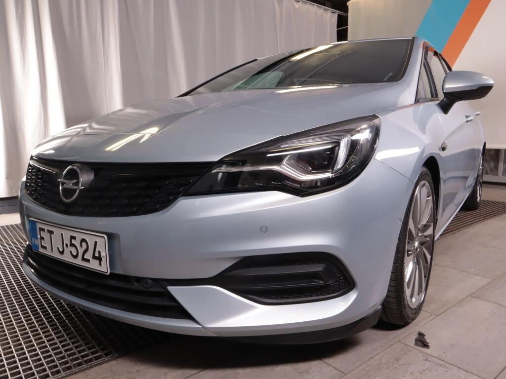 Opel ASTRA 2020 Opel ASTRA 5-ov Launch Edition 130 Turbo