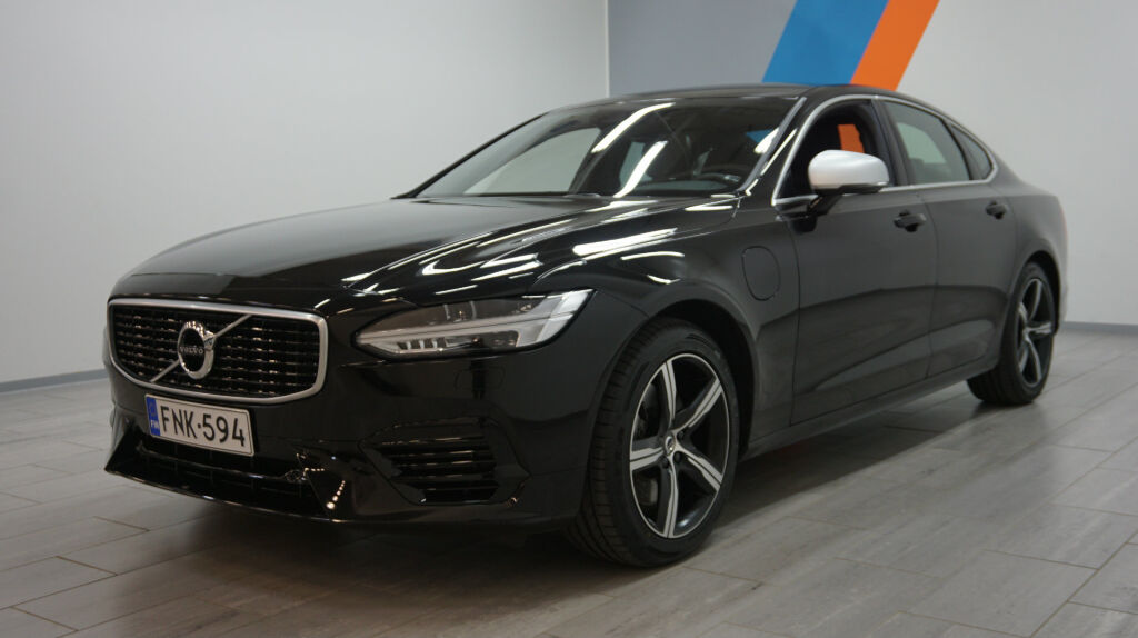 Volvo S90 2018 Volvo S90 T8 AWD Business R-Design A (MY19.2)