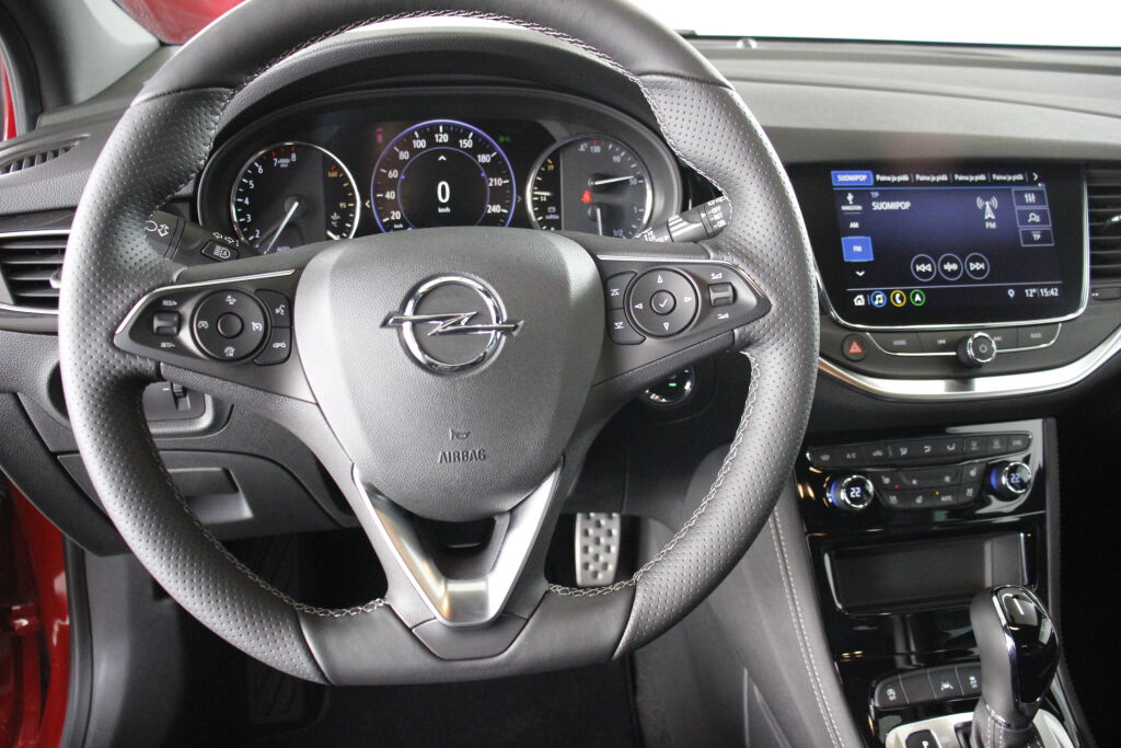 Opel ASTRA 2020 Opel ASTRA 5-ov Executive 145 Turbo A **KORKOTARJOUS 0% + KULUT**