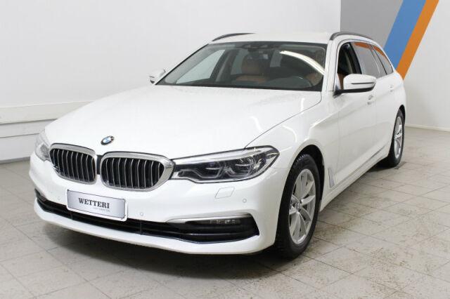 BMW 5-SARJA 2018