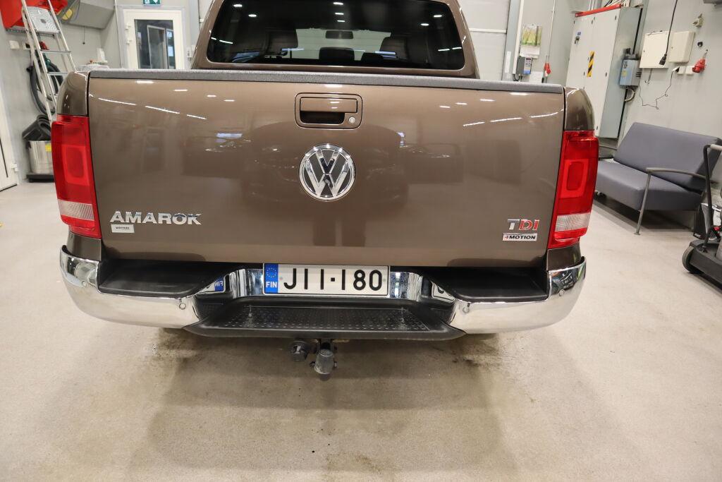 Volkswagen AMAROK 2012 Volkswagen AMAROK DC Highline 2,0 TDI 132 4wd BlueMotion