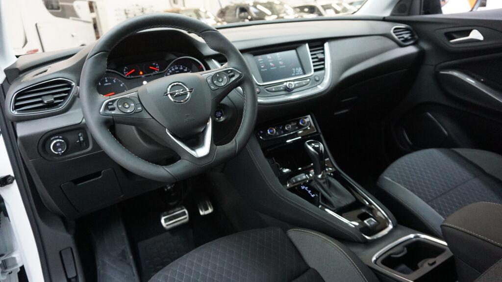 Opel GRANDLAND X 2020 Opel GRANDLAND X Innovation Plus 130 Turbo A (MY20.A)