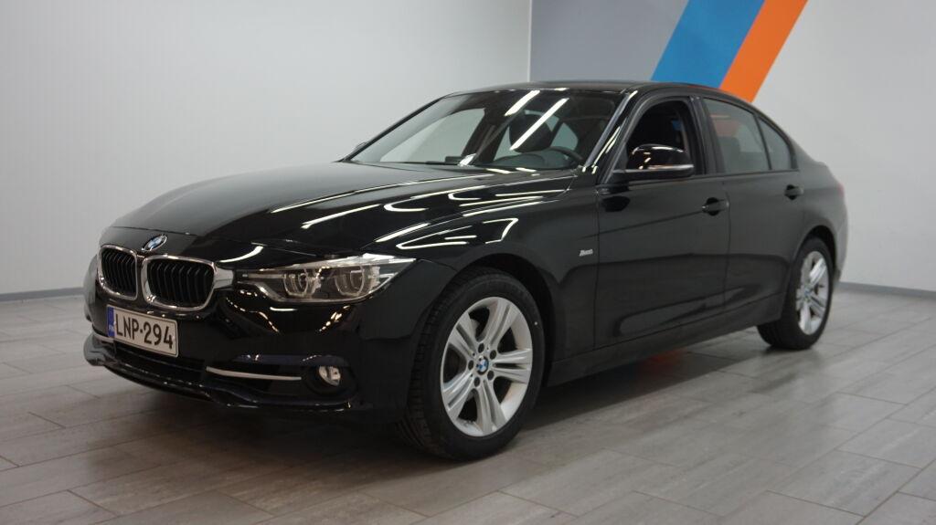 BMW 3-SARJA 2016 BMW 3-SARJA F30 Sedan 320i xDrive Sport (MY17)