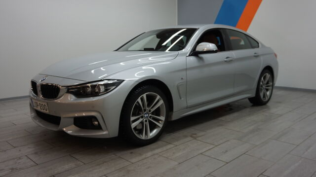 BMW 4-SARJA 2018