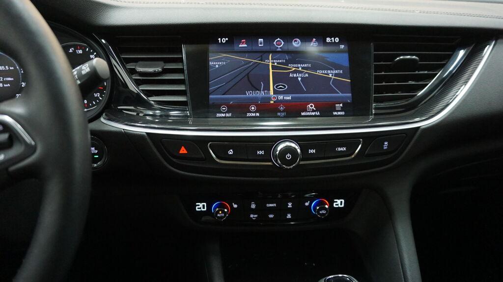 Opel INSIGNIA 2017 Opel INSIGNIA Sports Tourer Innovation2,0T 4x4 191 A
