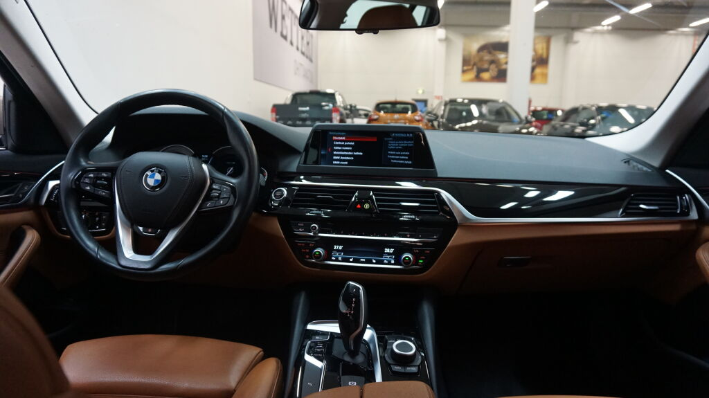 BMW 5-SARJA 2018 BMW 5-SARJA G31 Touring 540i A xDrive Bsn Sport(18.A