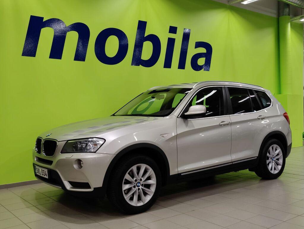 BMW X3 2011 BMW X3 A F25 Business