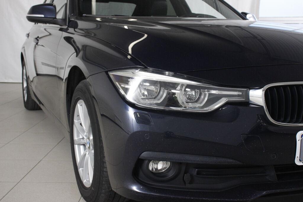 BMW 3-SARJA 2018 BMW 3-SARJA F30 Sedan 320d A xDrive Business (MY17)