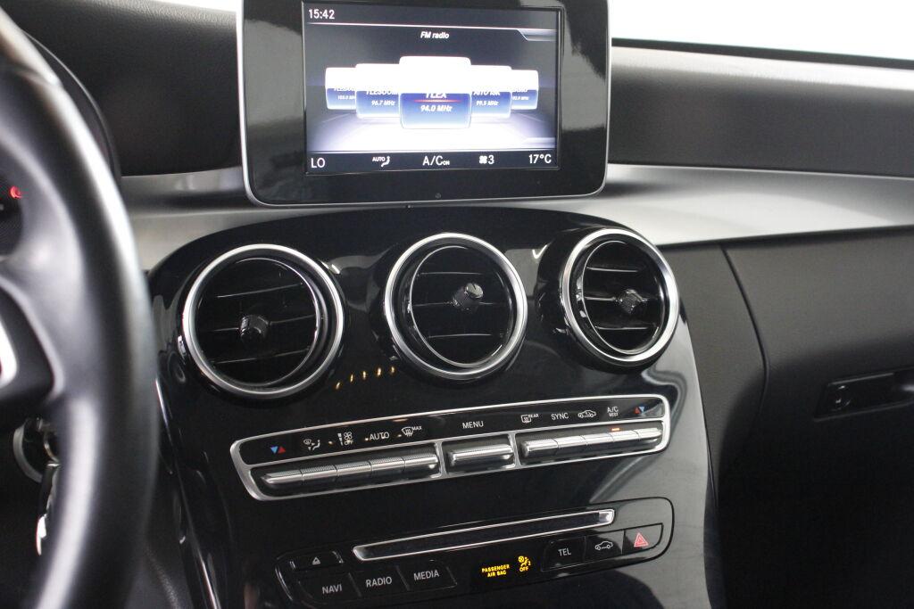 Mercedes-Benz C 2018 Mercedes-Benz C 200 d A Premium Business
