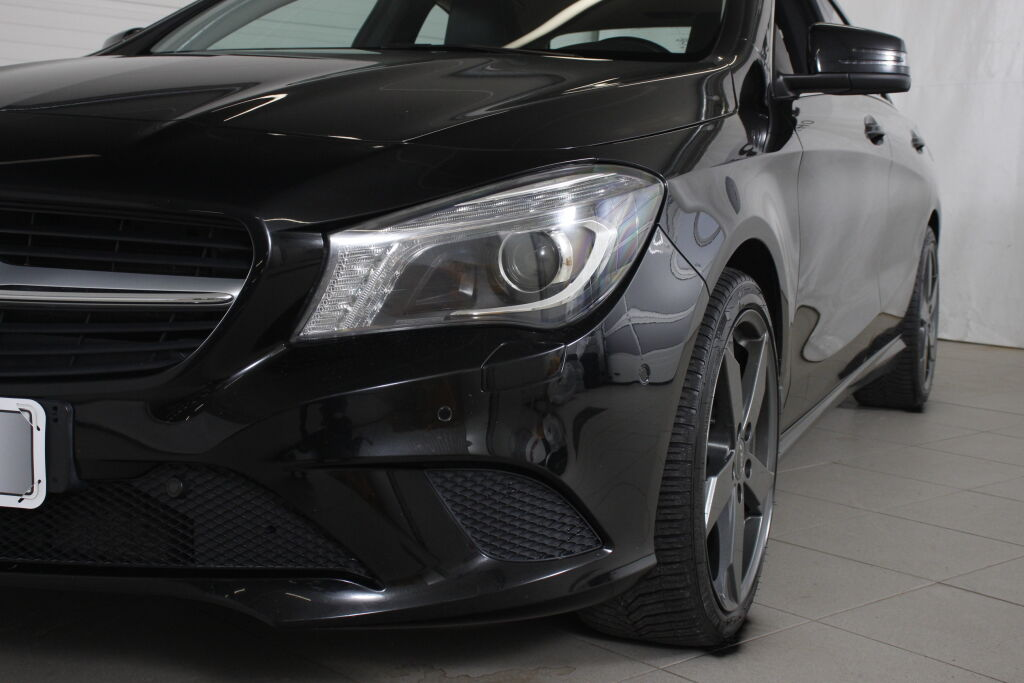 Mercedes-Benz CLA 2013 Mercedes-Benz CLA 200 BE A Premium Business