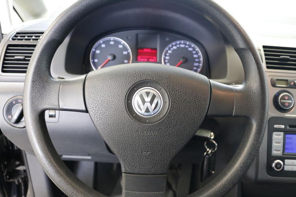 Volkswagen TOURAN 2008 Volkswagen TOURAN Trendline 1.4 TSI 103kw
