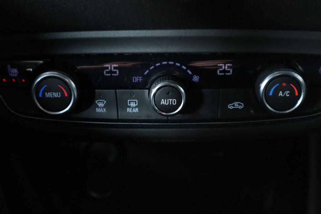 Opel CROSSLAND X 2019 Opel CROSSLAND X Comfort 110 Turbo PERUUTUSKAMERA
