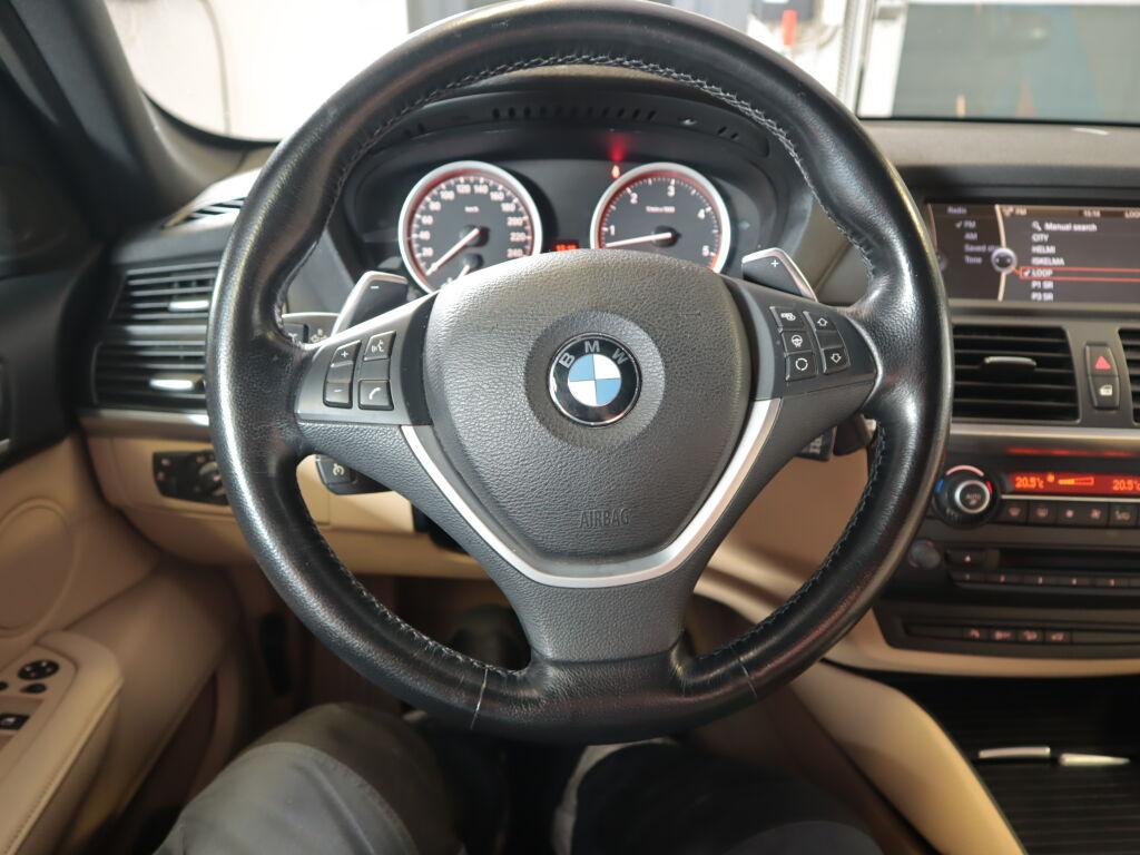BMW X6 2012 BMW X6 xDrive30d A TwinPower Turbo E71 SAC
