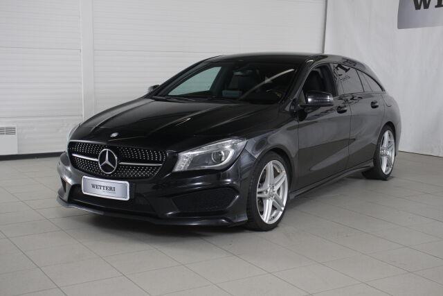 Mercedes-Benz CLA 2015