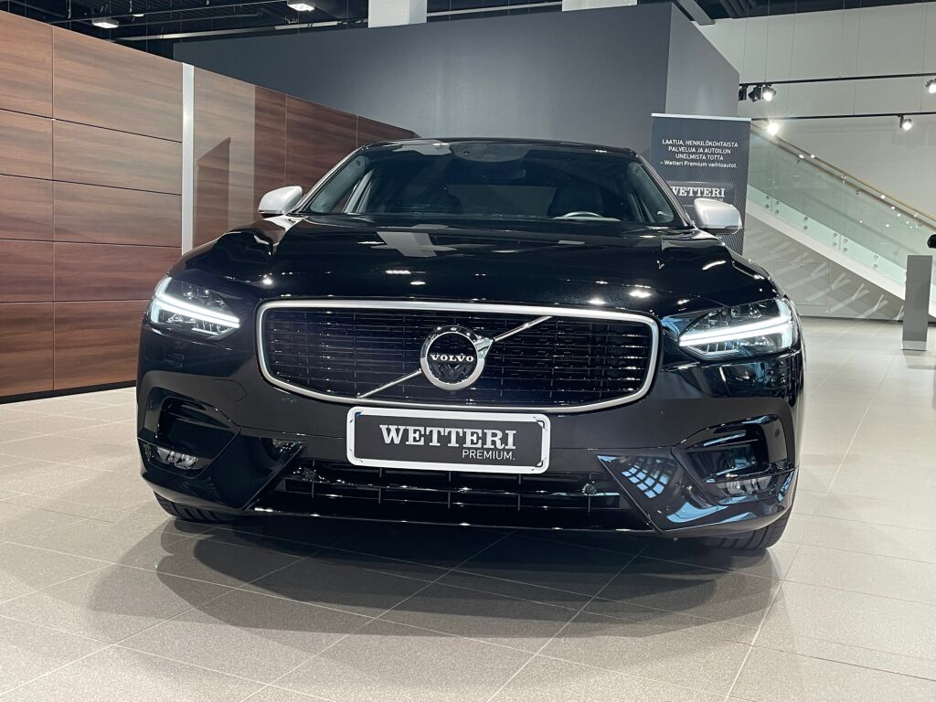 Volvo S90 2018 Volvo S90 T6 AWD Business R-Design A (MY18.2)