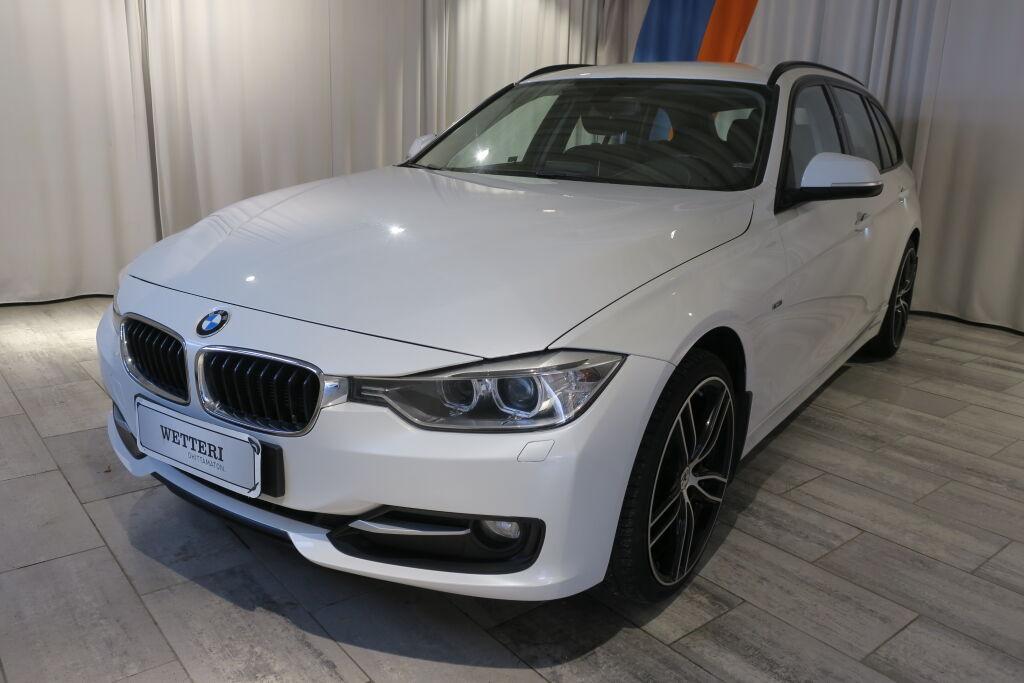 BMW 3-SARJA 2013 BMW 3-SARJA F31 Touring 320d xDrive